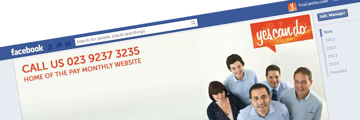 Facebook for Business - We Can Help