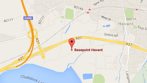 Find Us in Havant