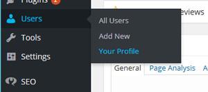 remove wordpress toolbar