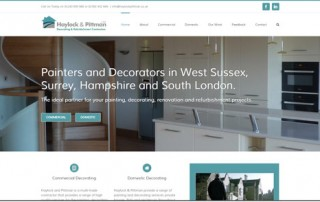 painter decorator chichester