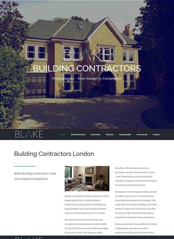 Blake Building Contractors