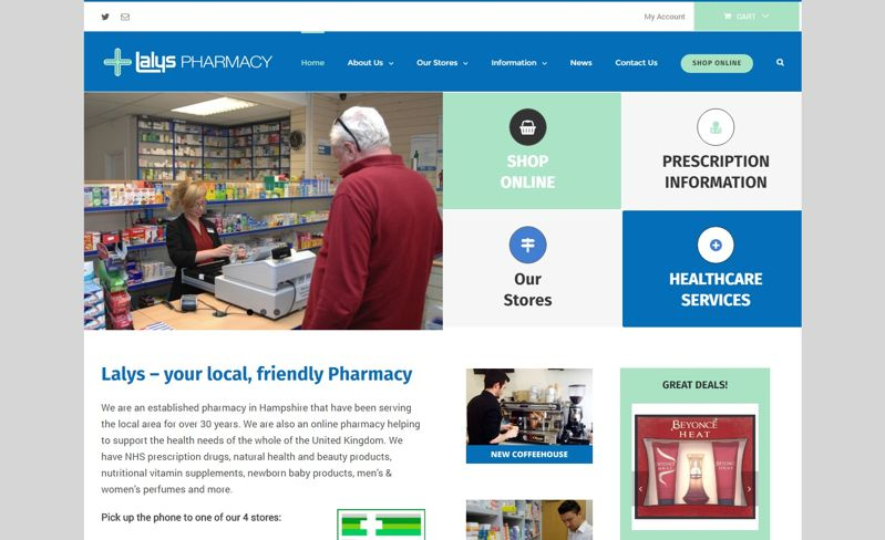 Lalys Pharmacy