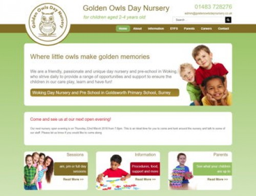 Golden Owls Day Nursery